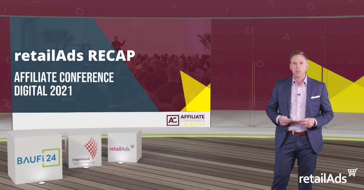 Markus Kellermann auf der Affiliate Conference 2021