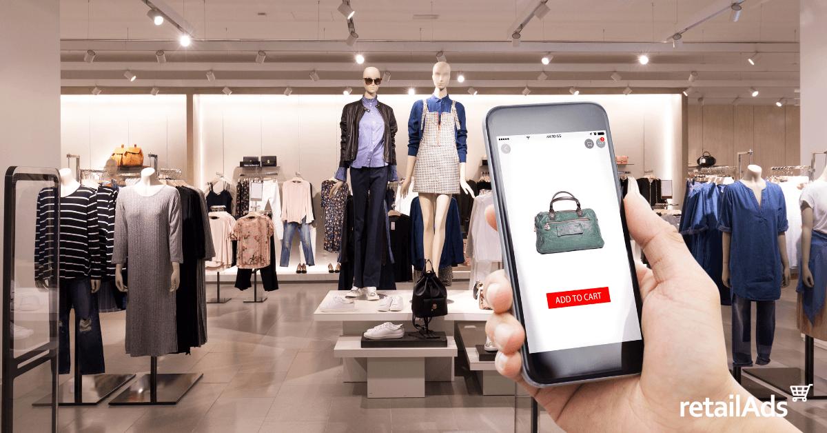 retailAds retailtech definition einordnung